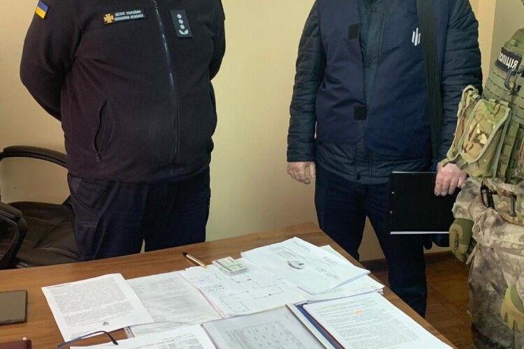 Двох посадовців Управління ДСНС у Волинській області судитимуть за одержання хабара