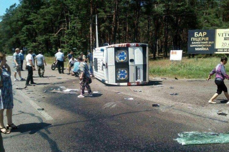 Назвали причину смертельної аварії на маневицькому перехресті