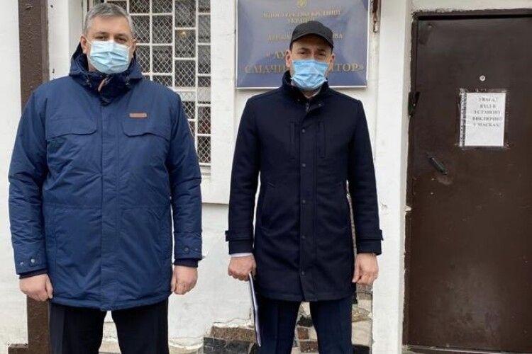 Керівник Волинської обласної прокуратури відвідав Луцький слідчий ізолятор