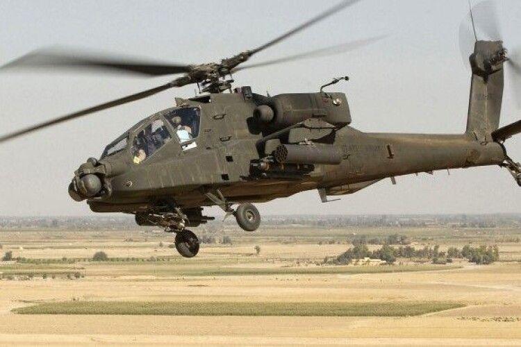 Поблизу єгипетського Шарм-ель-Шейха розбився гелікоптер з миротворцями