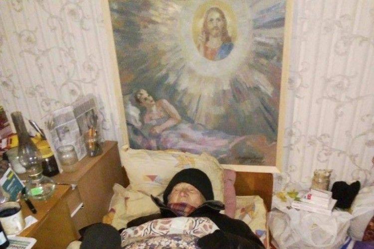 На Житомирщині, не витримавши злиднів і холоду, помер художник-переселенець із Луганська