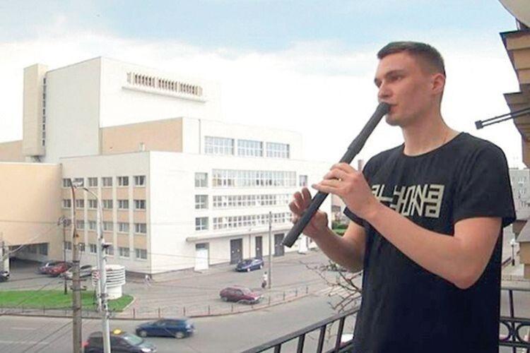 Фіналіст «Євробачення» з Луцька пообіцяв акапельно заспівати «Волинь моя»