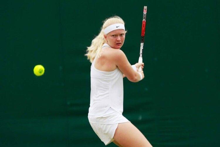 Тенісистка без п'яти пальців пробилася в основну сітку Australian Open