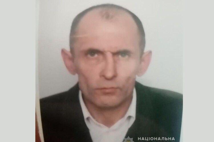 На Горохівщині чоловік вийшов з медичної установи і зник