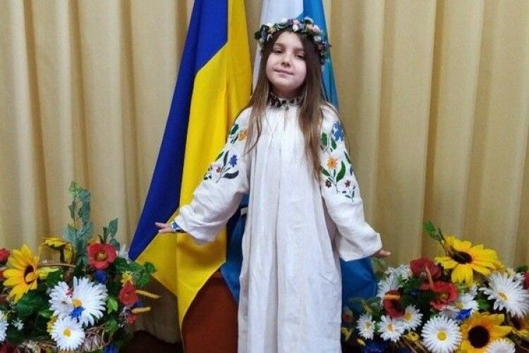 Ковельчанка Анастасія Смаль перемогла в обласному конкурсі читців