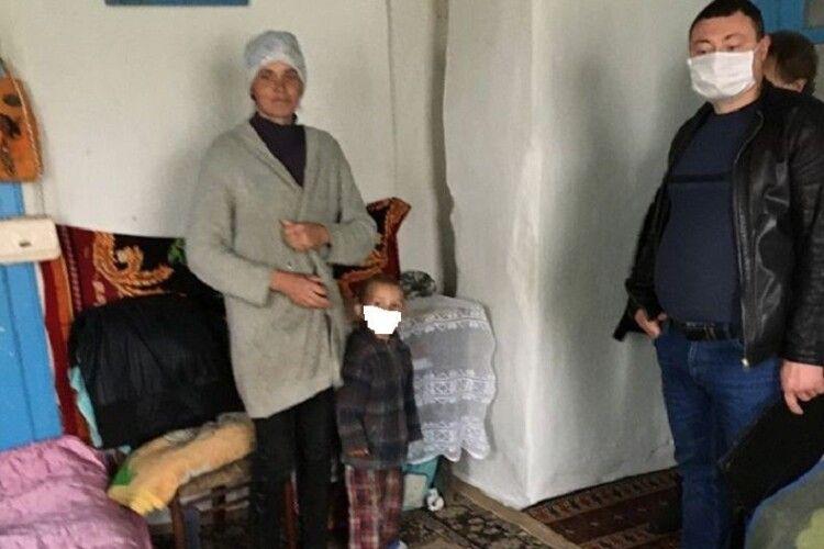 На Рожищенщині перевірили батьків, до яких з інтернатів повернулися діти