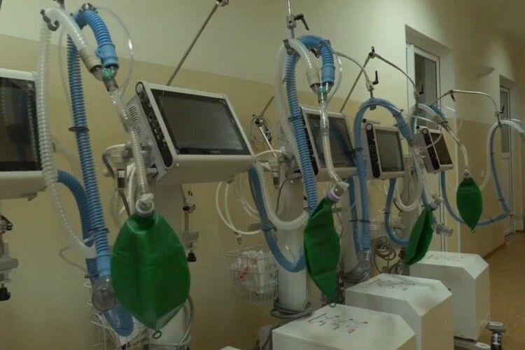 Луцькі лікарні отримають 5,7 мільйона на кисень