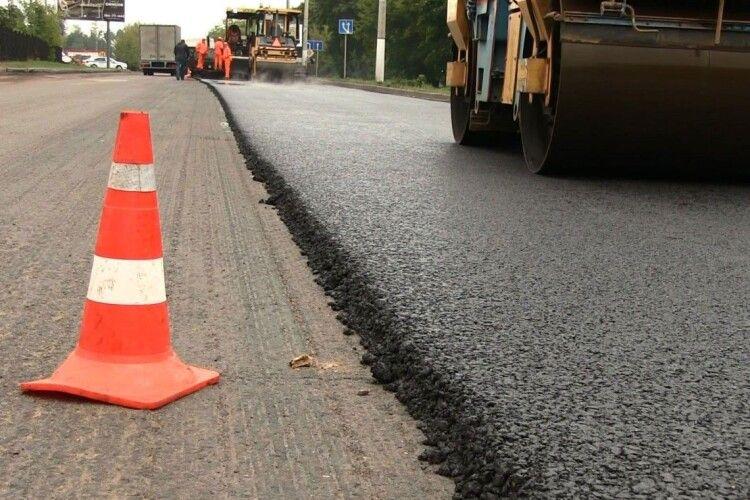 На Волині відремонтують низку дорог за 4 мільйони гривень: перелік