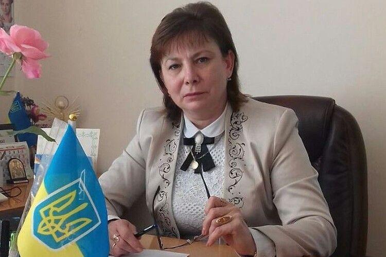 Міський голова Берестечка Валентина Залевська: «Про закриття ФАПів навіть не може бути мови»
