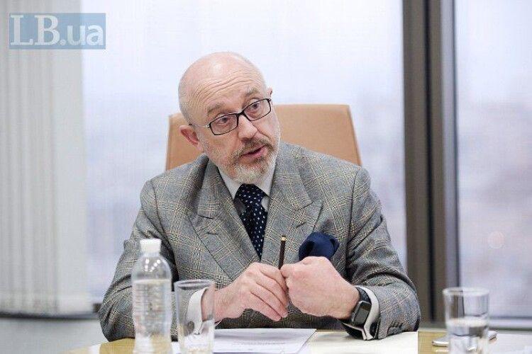 Резніков: Україна направить цистерни з водою у Крим в разі катастрофи