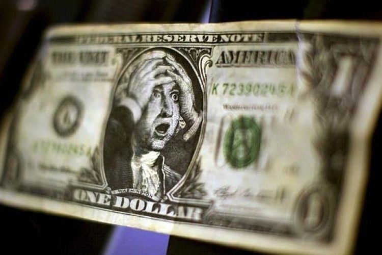Халепа по-волинськи: долари виявилися… не доларами