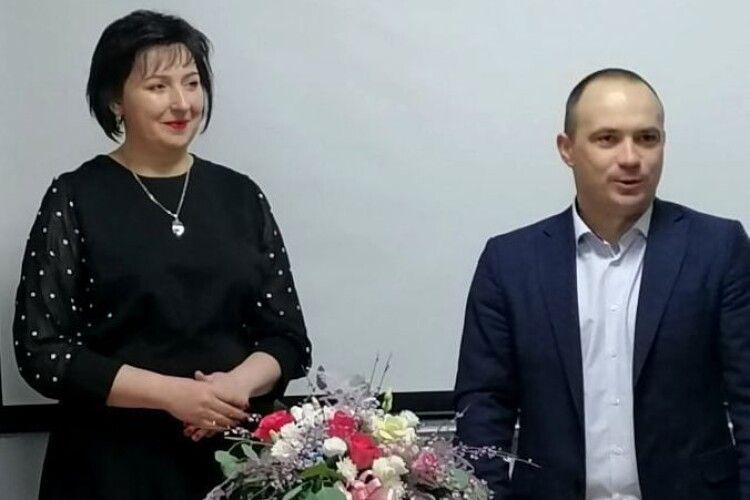 У Ківерцівській філії обласного центру зайнятості — новий директор