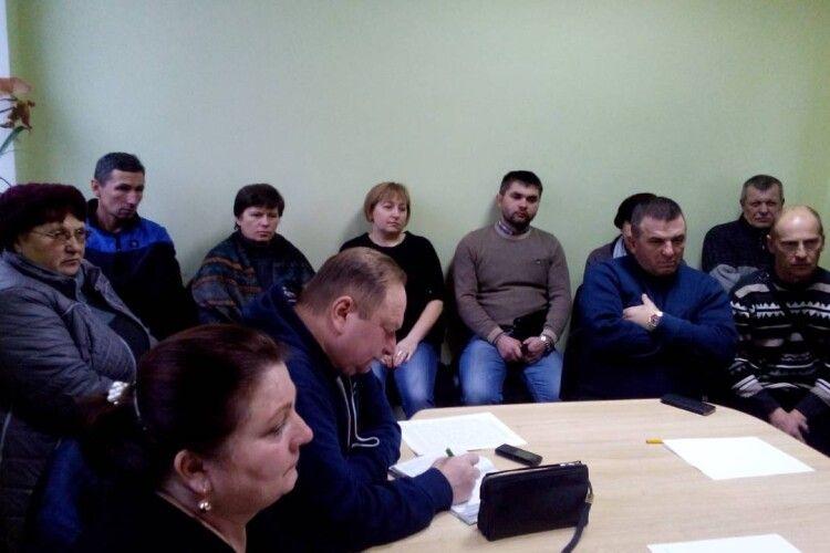 Депутати Сереховичівської сільради одноголосно проти приєднання до Велимченської ОТГ