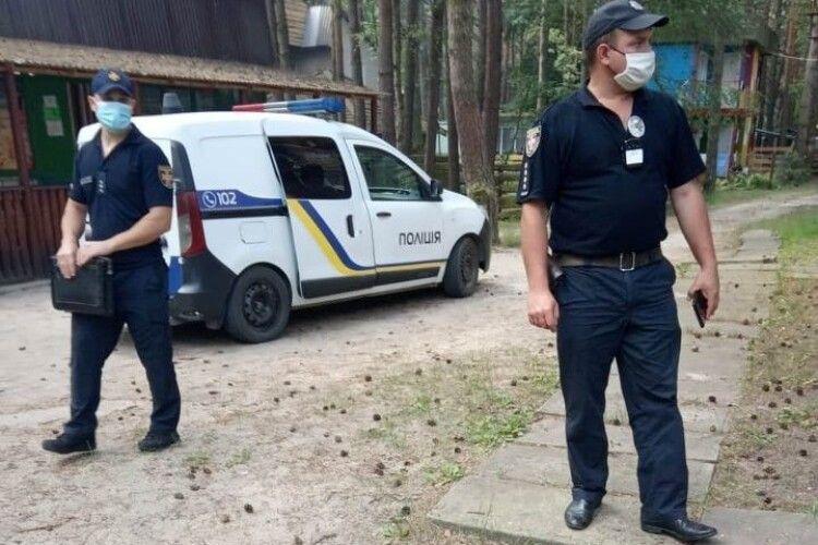 Поліція перевірила старовижівські озера