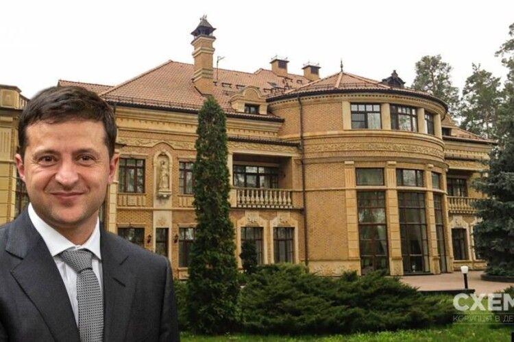 Скільки українці платять за держдачу, у якій живе Зеленський