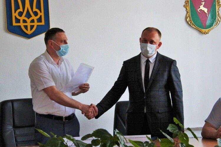 З Луцька – до Сарн: у сарненській прокуратурі новий керівник