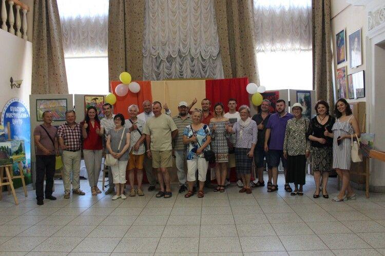 Одеські художники малюватимуть волинські пейзажі