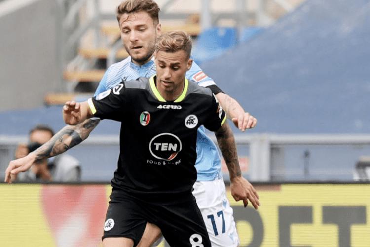 У Серії А забили шедевральний гол: бісіклетою, від поперечини, у самісіньку «дев'ятку» (Відео)