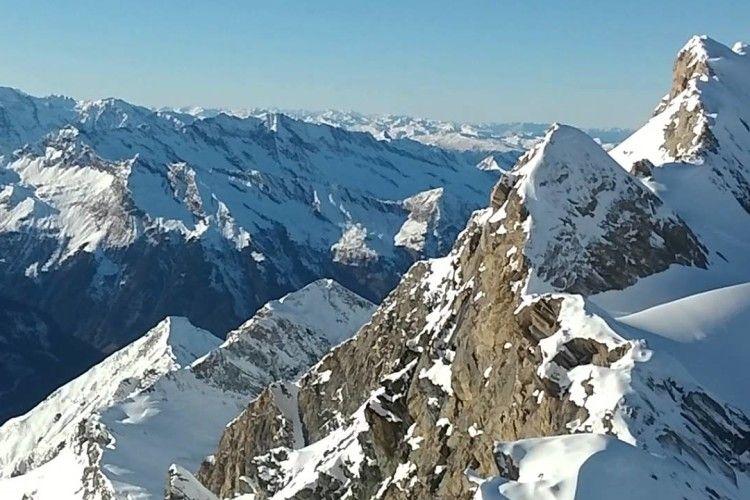 У французьких Альпах через негоду застрягли 4 тисячі осіб, є загиблий