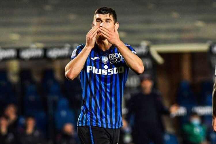 Маліновський став найкращим гравцем туру Серії А