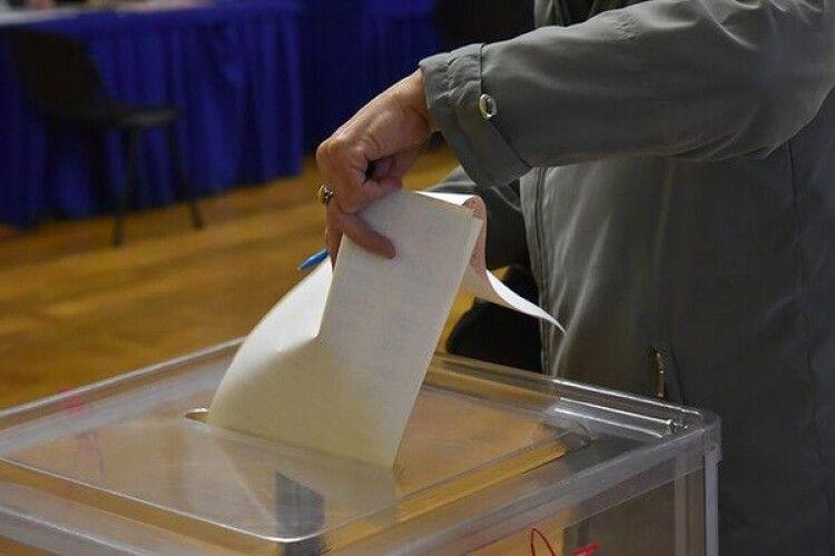 Вибори в міськради: п'ять кращих результатів загальнонаціональних партій