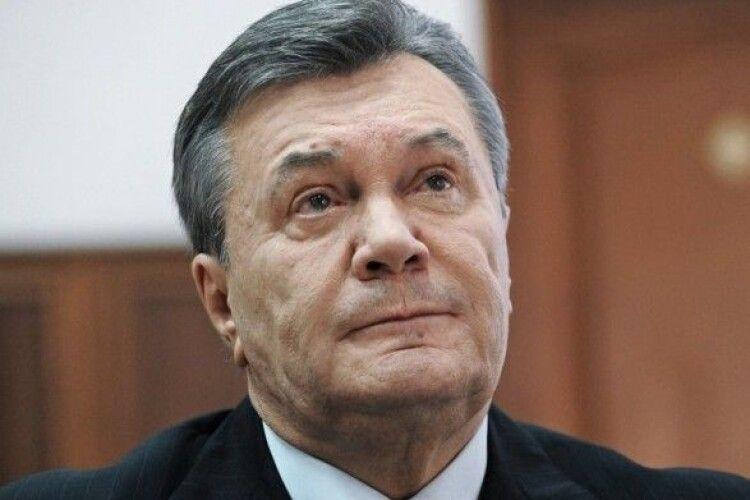 Справа Майдану: Янукович хоче завтра взяти участь у засіданні суду по відеозв'язку