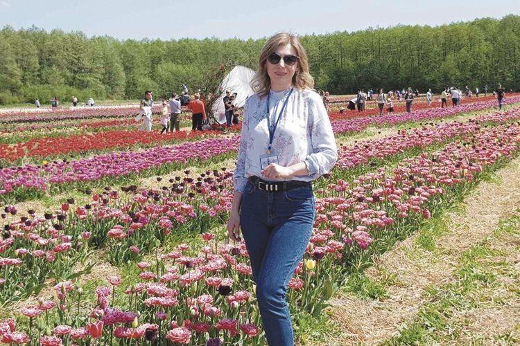 «Волинська Голландія» таки встигла показати свою красу (Відео)