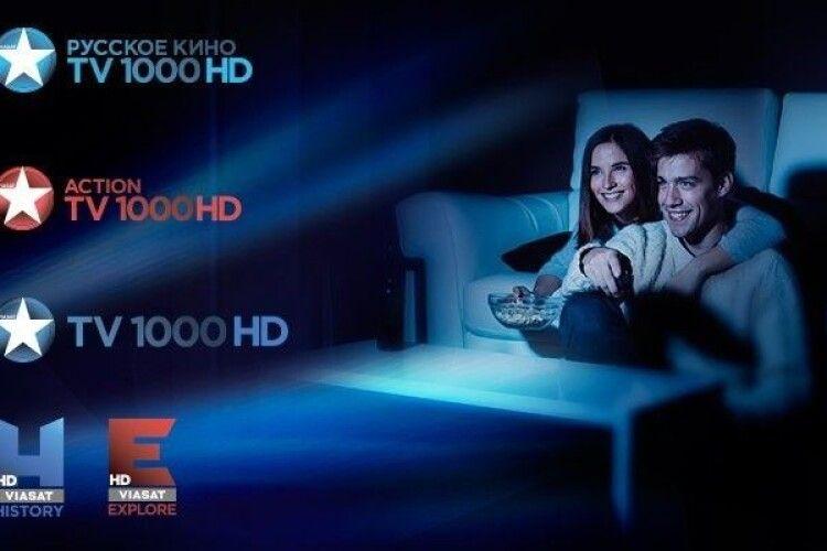 ТВ 1000 action онлайн – популярний фільмовий телеканал