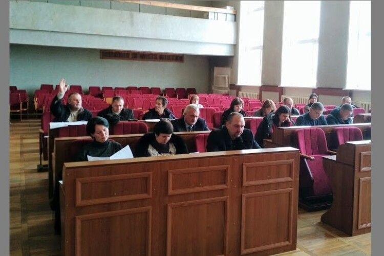 Тепер при  Камінь-Каширській міській раді діятиме відділ «Служба у справах дітей» та сектор архітектури і містобудування