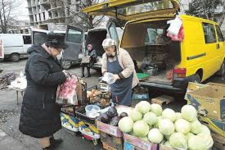Під час карантину ринки міста Луцька будуть закриті