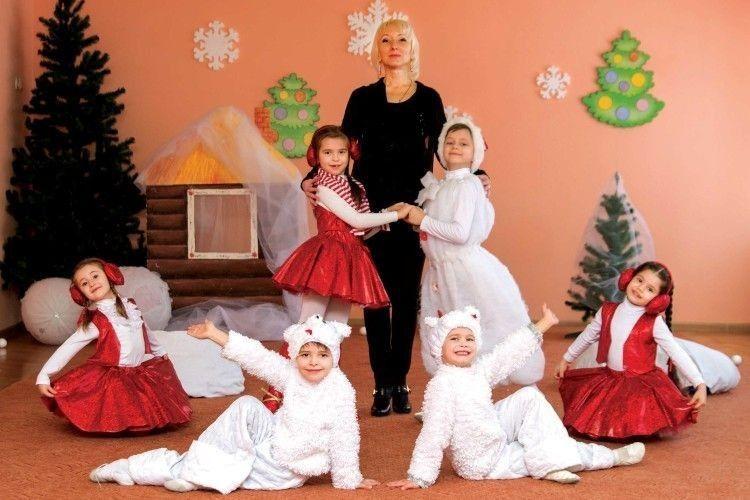 Як народилася «Зимова казка» від газети «Волинь-нова»