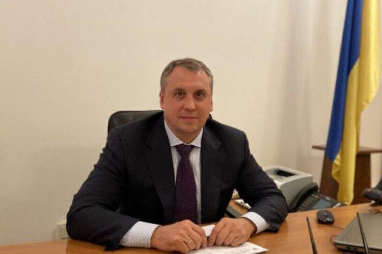 За боротьбу з коронавірусом на Волині тепер відповідає заступник голови ОДА Троханенко