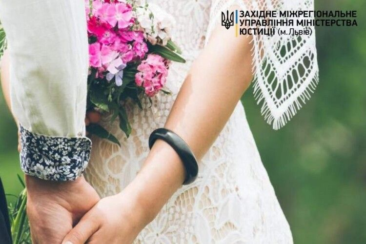 На Волині у травні 95 пар закоханих зареєстрували шлюб за добу
