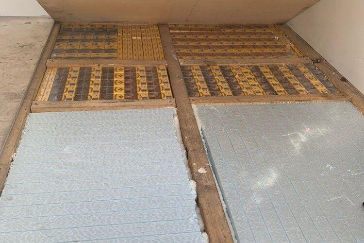 Подвійне дно: на Волині викрили чергову схему контрабандистів цигарок (Відео)
