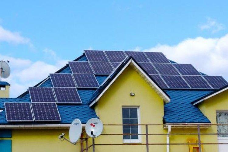 Волиняни не поспішають встановлювати сонячні електростанції