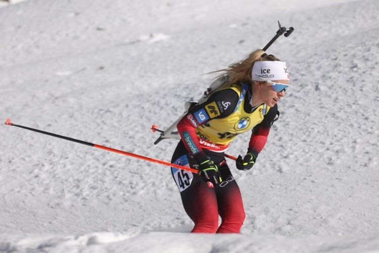Українки провалили спринтерську гонку на етапі Кубка світу з біатлону
