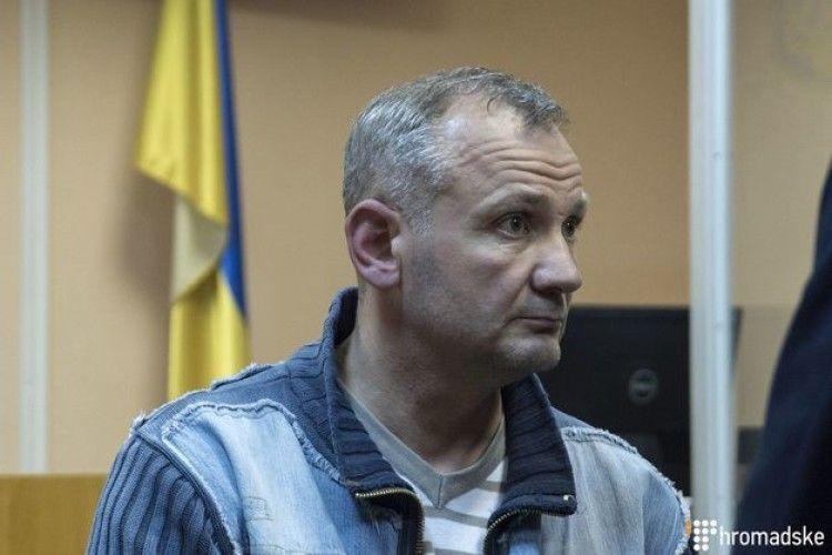 Активіста Євромайдану Івана Бубенчика відпустили на поруки нардепів