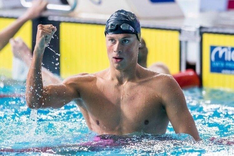 24-річний рівнянин Михайло Романчук встановив олімпійський рекорд на Іграх в Токіо!