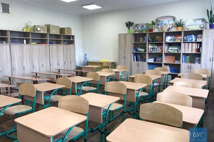 У школах волинської громади продовжили дистанційне навчання
