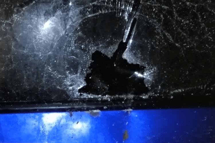 Українець потрощив десяток чужих авто, бо «нерви не витримали»