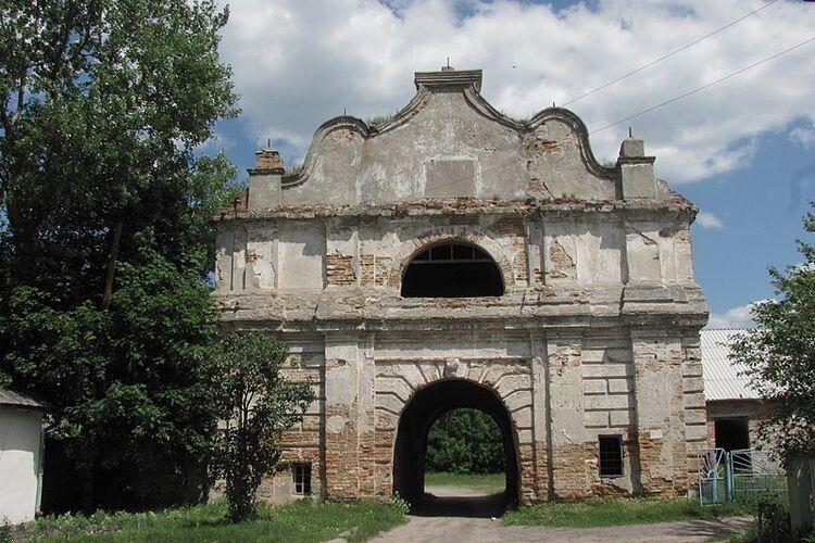 Золоті ворота Полісся