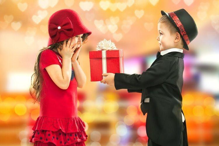 Дарувати — це дар!