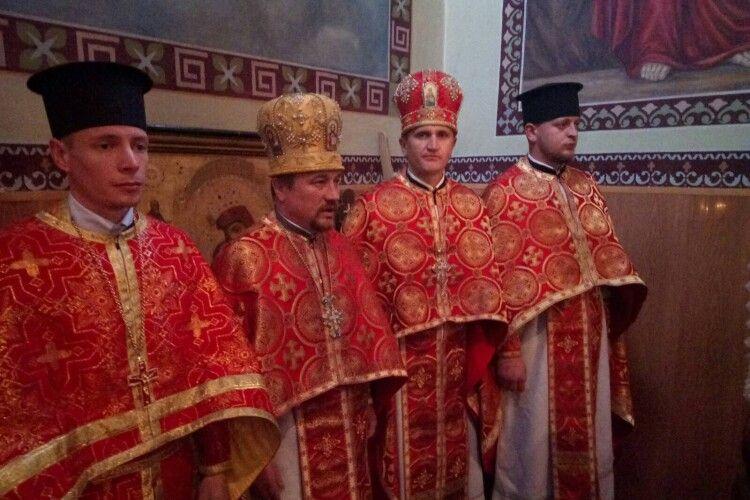 У селі Соснина відзначили храмове свято