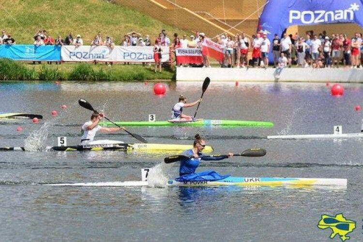 Веслувальники збірної України показали найкращий результат в історії виступів на чемпіонатах Європи, завоювавши 8 медалей