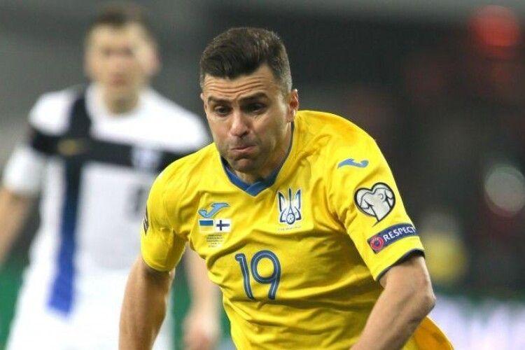 Букмекери вважають збірну України беззаперечним фаворитом у поєдинку зі збірною Казахстану