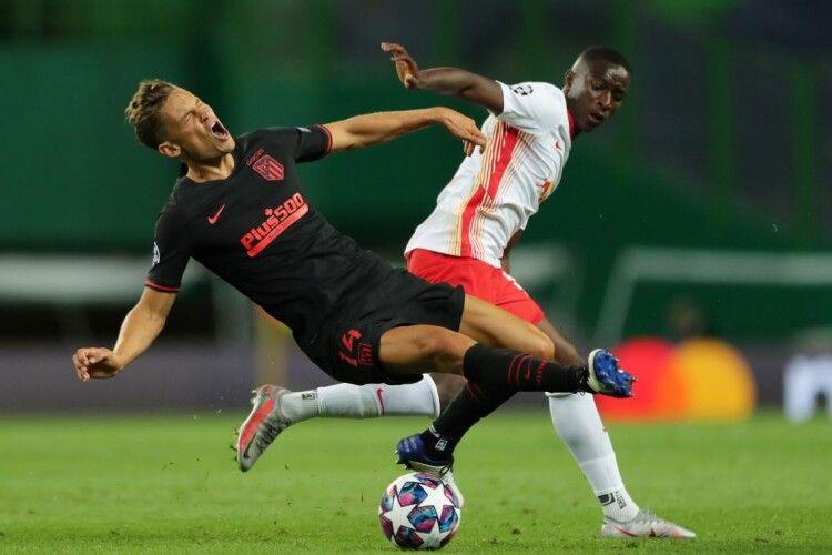 Німецький «РБ Лейпциг» сенсаційно переміг іспанський «Атлетіко» і вийшов у півфінал Ліги чемпіонів