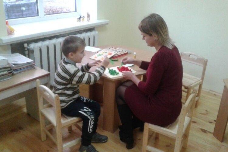На Турійщині подбали про дітей з інвалідністю