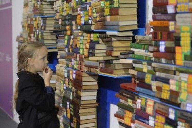 У 2020-му закрилися 48 українських книгарень з-понад 200. Міністр хоче це виправити