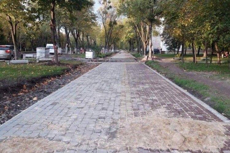 У Ковелі на реконструкцію доріг виділили 2,6 мільйона гривень