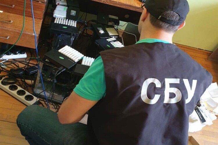 СБУ ліквідувала на Волині потужну ботоферму, яка просувала в Україні ідеї «Малоросії» та «Новоросії»